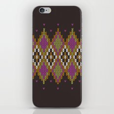 Argyle Dream iPhone & iPod Skin