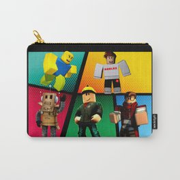 Roblox heroes Carry-All Pouch