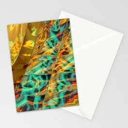 Microscopic Lightspeed Stationery Cards