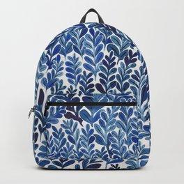 Indigo blues Backpack