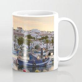 Lagos harbour, the Algarve Coffee Mug