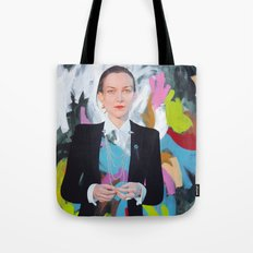Start the Riot Tote Bag