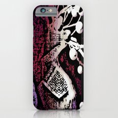 Purple Delight iPhone 6s Slim Case
