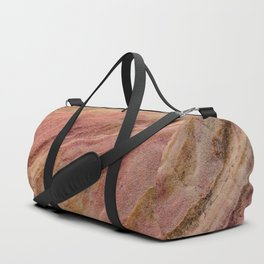 Natural Sandstone Art, Valley of Fire - 2 Duffle Bag