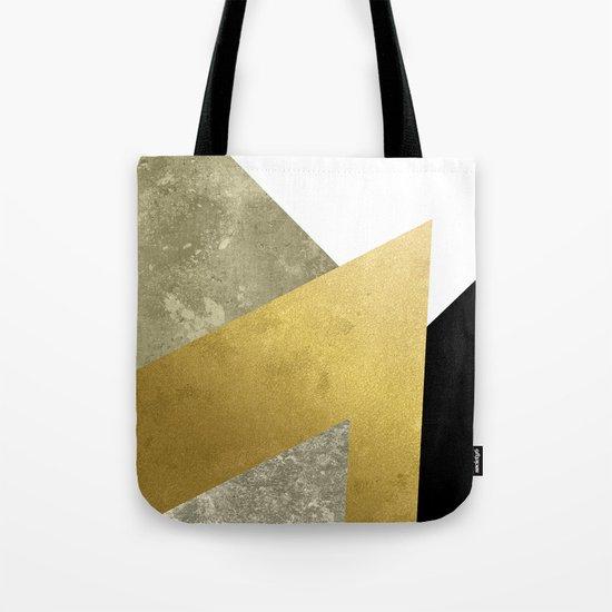 Modern Geometric 4 Tote Bag