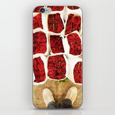 Love in Converse iPhone & iPod Skin