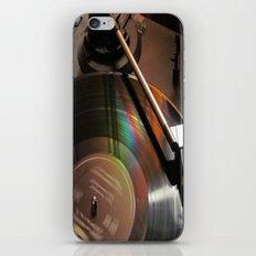 Vinyl Rainbow iPhone & iPod Skin