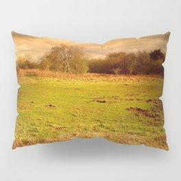 Windblown Field Pillow Sham
