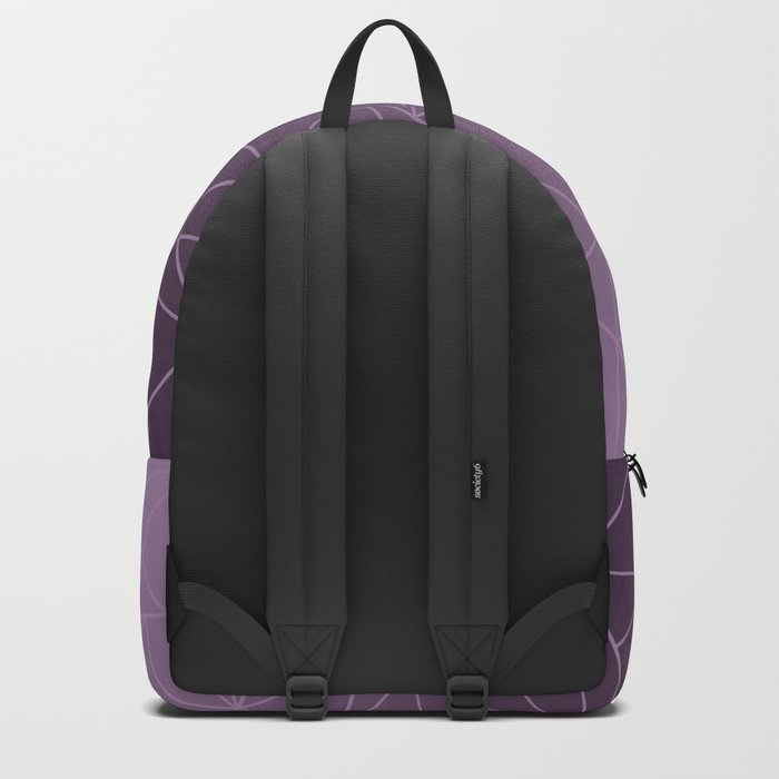 Ombre Ab Plum Backpack