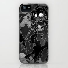 Deathly Bear iPhone (5, 5s) Slim Case