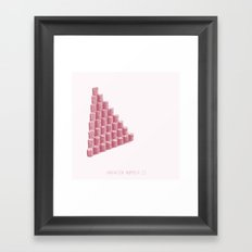 Variation Number 15 (sketch) Framed Art Print