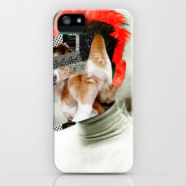 Where is Lassie? iPhone Case