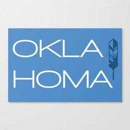 Oklahoma Canvas Print