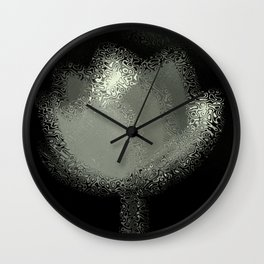 A Glimpse of Nature Wall Clock