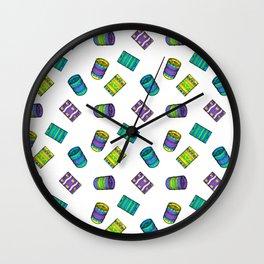 easter kegs Wall Clock