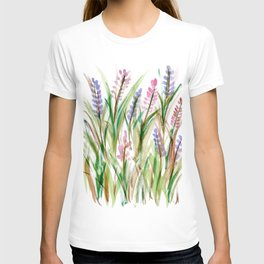 Lavender Watercolor No. 1 T-shirt