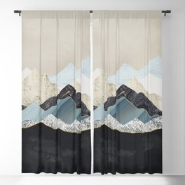 Silent Dusk Blackout Curtain