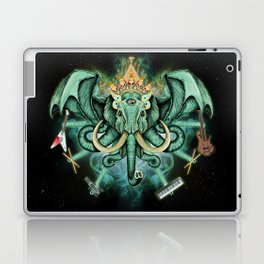 Elephant Ghost Laptop & iPad Skin