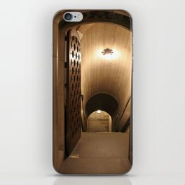 Chapel Crypt iPhone Skin