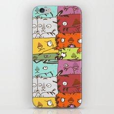 Tiger Kuubs iPhone & iPod Skin