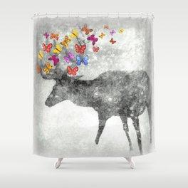 Seasons Shower Curtain