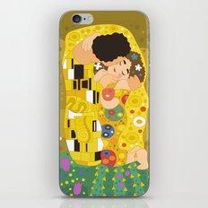 The Kiss (Lovers) by Gustav Klimt  iPhone & iPod Skin