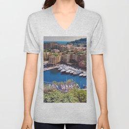 Monaco Unisex V-Neck