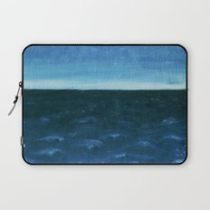 Night sea Laptop Sleeve