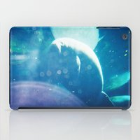 manatee iPad Cases featuring Manatee by Emily