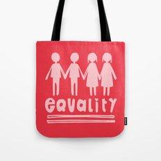 Equality Love II Tote Bag