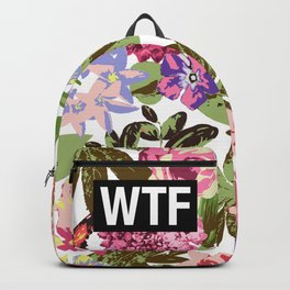 WTF Backpack