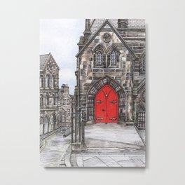 The Royal Mile Metal Print