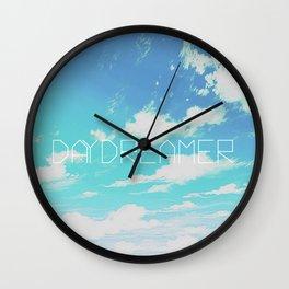 Day Dreamer Wall Clock