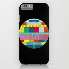 NØ SIGNAℓ Slim Case iPhone 6s