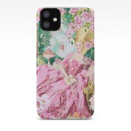 Marie Antoinette Garden Party iPhone Case