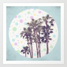 I Dream of Paradise Art Print