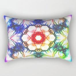 MANDALA ZINE Rectangular Pillow