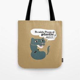 Do mink dreams... (c) 2017 Tote Bag
