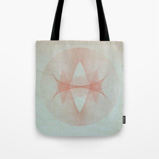 Abstract Scene - Sun Tote Bag