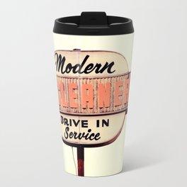 Modern Cleaners Travel Mug