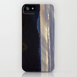 Hazy Outlook iPhone Case