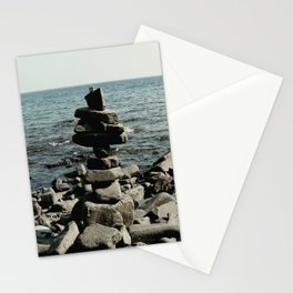 Stacked Stationery Cards