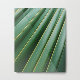 Palm Love Metal Print