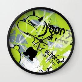Gonzos Coded, Remixed. 2007_series03_shot10 Wall Clock