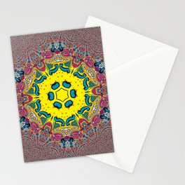 Comic Book : 4 Stationery Cards
