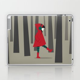 There is No Wolf Laptop & iPad Skin