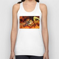 bugs Tank Tops featuring Chasing bugs. by Nato Gomes