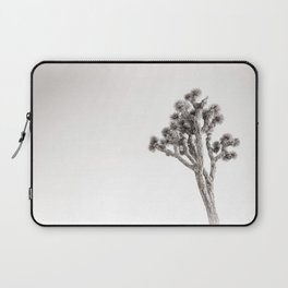 Joshua Tree in Black & White Laptop Sleeve