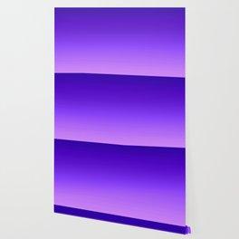 Blue Purple Ombre Wallpaper