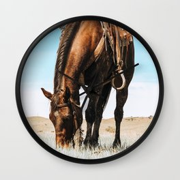 Dakota Wall Clock